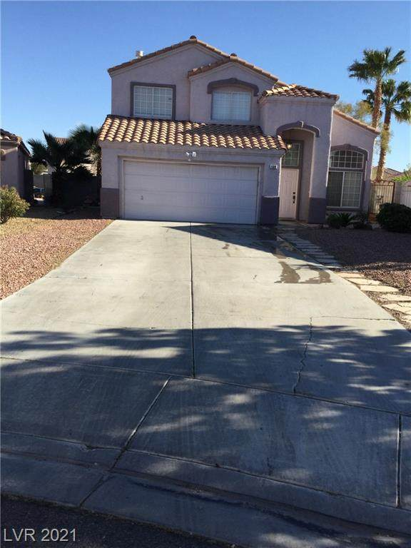 139 Arbor Creek Court, Las Vegas, NV 89123 (MLS #2262290) :: Team Michele Dugan