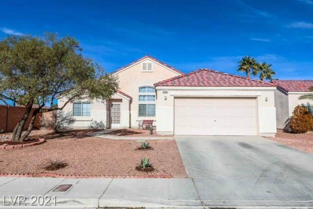2814 Gardenia Flower Avenue, North Las Vegas, NV 89031 (MLS #2262382) :: Kypreos Team