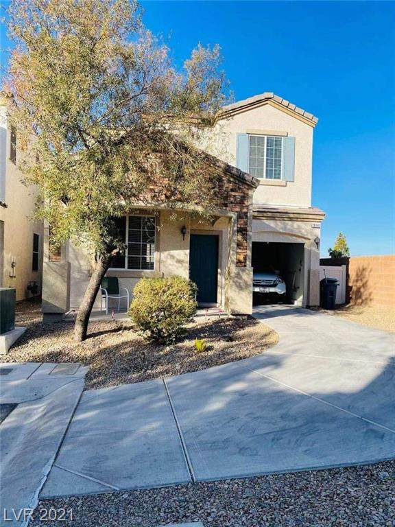 10141 Village Edge Place, Las Vegas, NV 89183 (MLS #2262394) :: Vestuto Realty Group