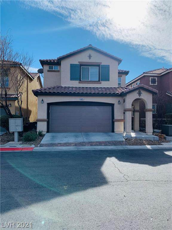8679 Rowland Bluff Avenue, Las Vegas, NV 89178 (MLS #2262589) :: The Mark Wiley Group | Keller Williams Realty SW