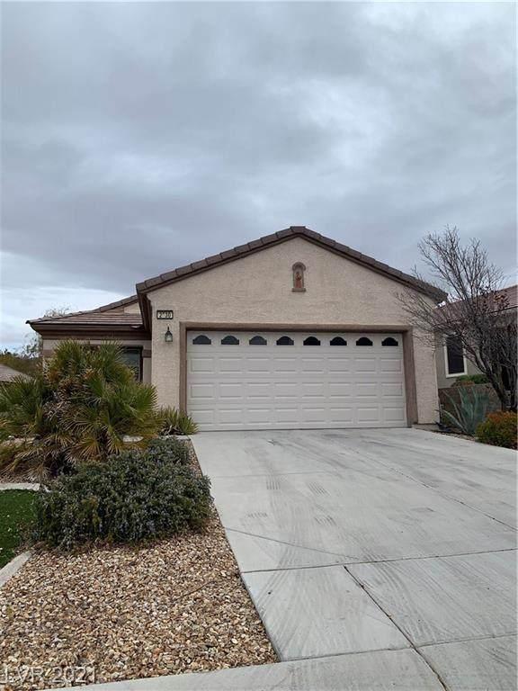 2530 Nashira Street, Henderson, NV 89044 (MLS #2263028) :: Billy OKeefe | Berkshire Hathaway HomeServices
