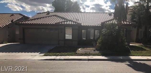 3881 Dazzler Court, Las Vegas, NV 89147 (MLS #2263071) :: Vestuto Realty Group