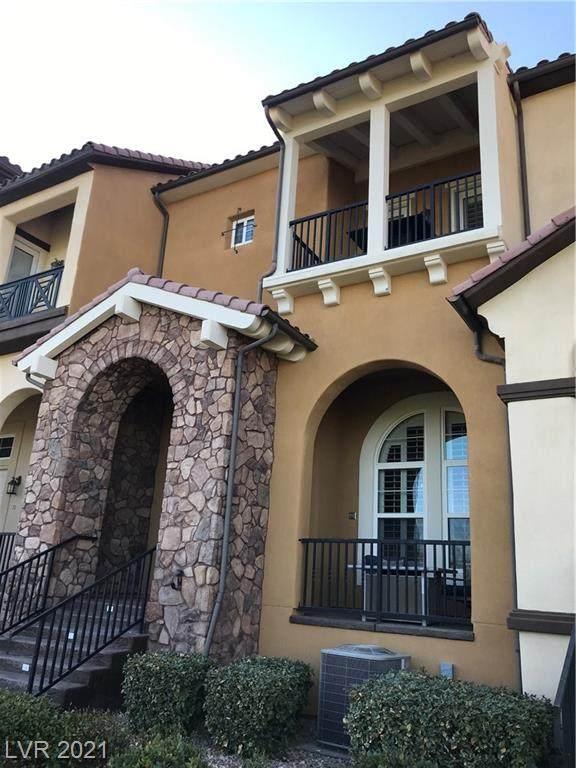 32 Via Verso Lago, Henderson, NV 89011 (MLS #2263118) :: The Mark Wiley Group | Keller Williams Realty SW