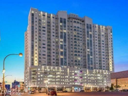 150 Las Vegas Boulevard #1104, Las Vegas, NV 89101 (MLS #2263212) :: Team Michele Dugan