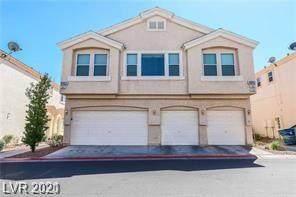 8833 Duncan Barrel Avenue #101, Las Vegas, NV 89178 (MLS #2263423) :: Billy OKeefe | Berkshire Hathaway HomeServices