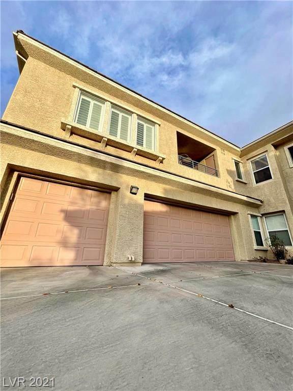 10809 Garden Mist Drive #2078, Las Vegas, NV 89135 (MLS #2263438) :: Billy OKeefe | Berkshire Hathaway HomeServices