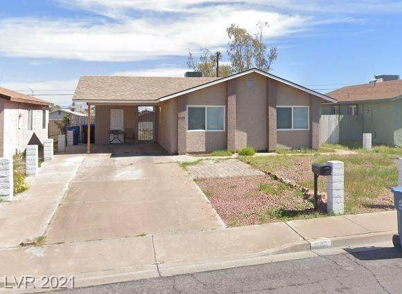 1508 Chestnut Street, Henderson, NV 89011 (MLS #2263561) :: Team Michele Dugan