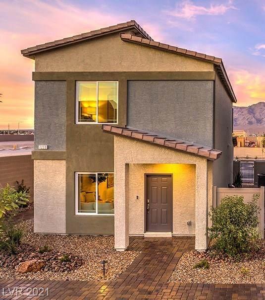 7415 Sunray Point Street #051, North Las Vegas, NV 89084 (MLS #2263623) :: Billy OKeefe | Berkshire Hathaway HomeServices