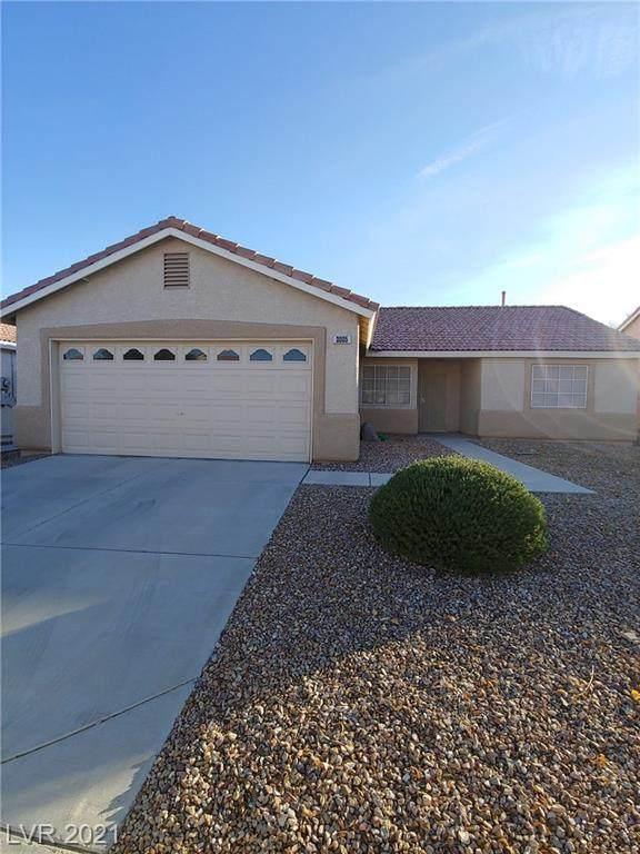 3005 Robincrest Court, North Las Vegas, NV 89031 (MLS #2263662) :: Billy OKeefe | Berkshire Hathaway HomeServices