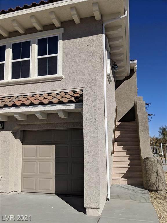 11890 Tevare Lane #2095, Las Vegas, NV 89138 (MLS #2263684) :: Billy OKeefe | Berkshire Hathaway HomeServices