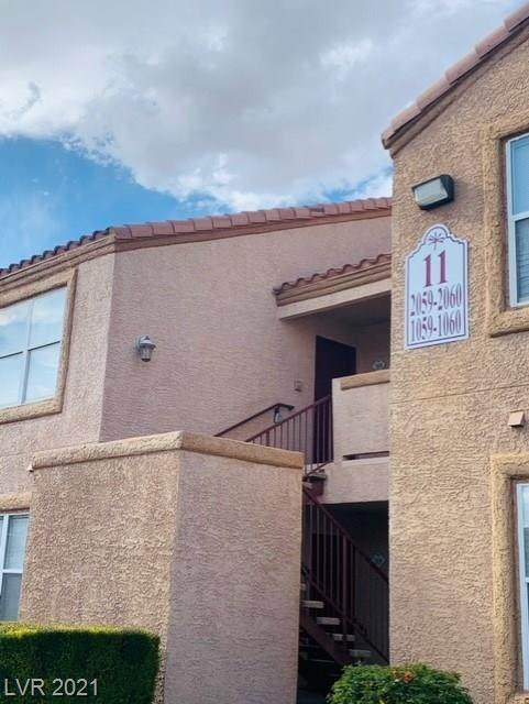 1150 Buffalo Drive #2059, Las Vegas, NV 89128 (MLS #2263790) :: The Mark Wiley Group | Keller Williams Realty SW