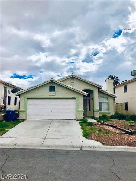 6569 Bush Clover Lane, Las Vegas, NV 89156 (MLS #2263852) :: Signature Real Estate Group