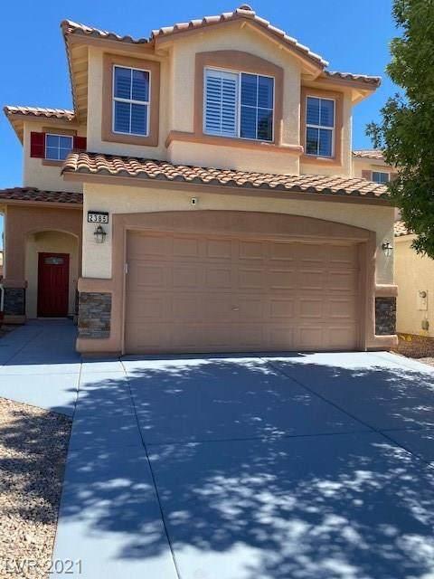 2385 Predera Avenue, Henderson, NV 89052 (MLS #2263944) :: Billy OKeefe | Berkshire Hathaway HomeServices