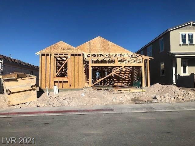 3504 Brezine Avenue, Henderson, NV 89044 (MLS #2264123) :: The Shear Team