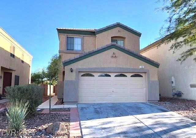 288 Sweet Sugar Pine Drive, Henderson, NV 89015 (MLS #2264264) :: Signature Real Estate Group
