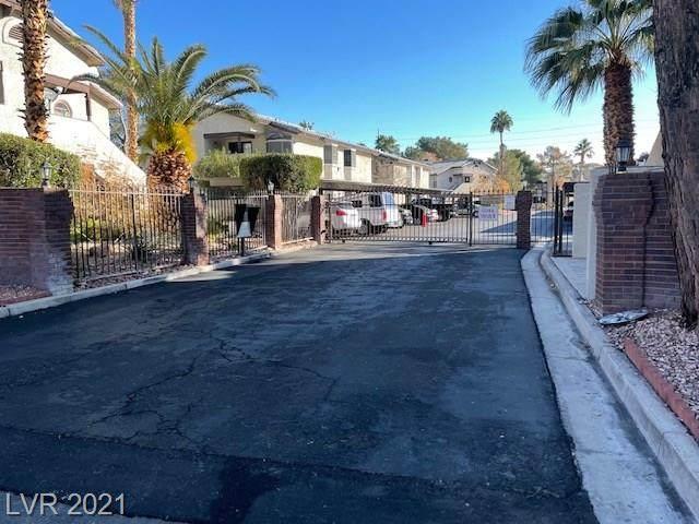 5066 Jeffreys Street #101, Las Vegas, NV 89119 (MLS #2264283) :: The Mark Wiley Group | Keller Williams Realty SW