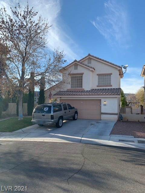 7717 Flourish Springs Street, Las Vegas, NV 89131 (MLS #2264307) :: Billy OKeefe | Berkshire Hathaway HomeServices