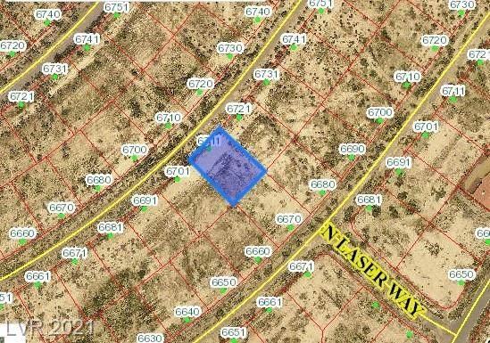 6711 San Blas Lane, Pahrump, NV 89060 (MLS #2264511) :: Lindstrom Radcliffe Group