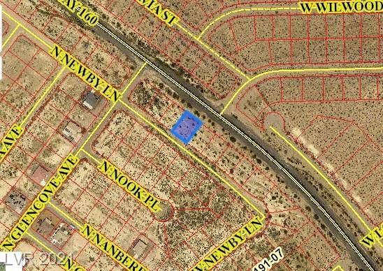 6730 Nevada Highway 160, Pahrump, NV 89060 (MLS #2264521) :: Lindstrom Radcliffe Group