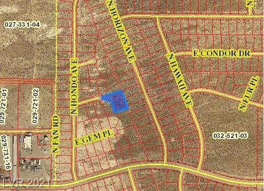 1121 Jade Place, Pahrump, NV 89060 (MLS #2264525) :: Lindstrom Radcliffe Group