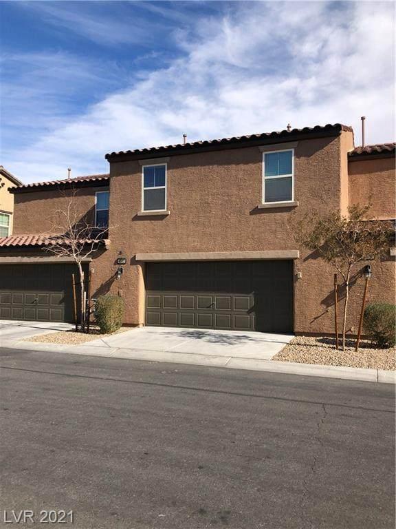 4532 Woolcomber Street, Las Vegas, NV 89115 (MLS #2265005) :: Hebert Group | Realty One Group