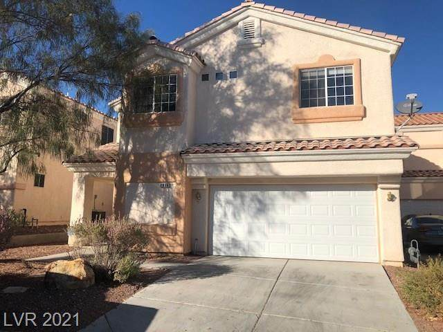 8896 Sparkling Creek Avenue, Las Vegas, NV 89143 (MLS #2265286) :: Vestuto Realty Group