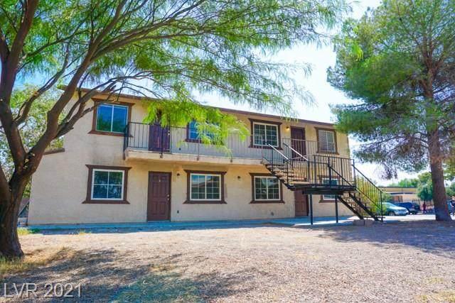 2300 Mary Dee Avenue, North Las Vegas, NV 89030 (MLS #2265939) :: ERA Brokers Consolidated / Sherman Group