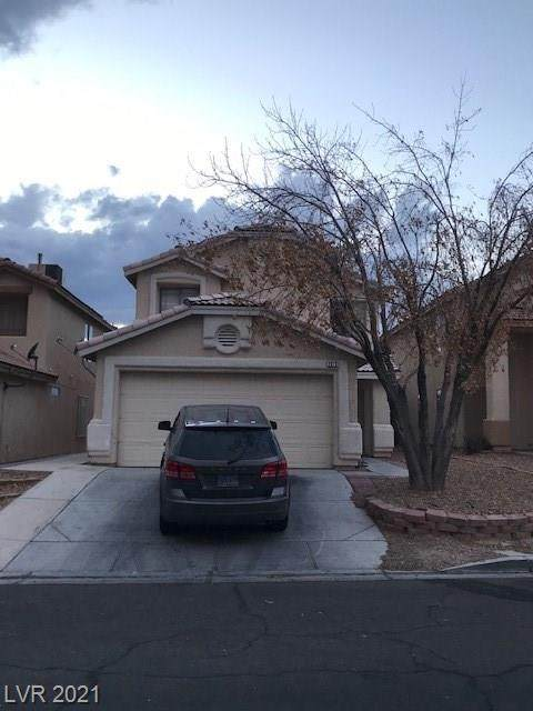 2613 Joseph Canyon Drive, Las Vegas, NV 89142 (MLS #2266152) :: Hebert Group | Realty One Group