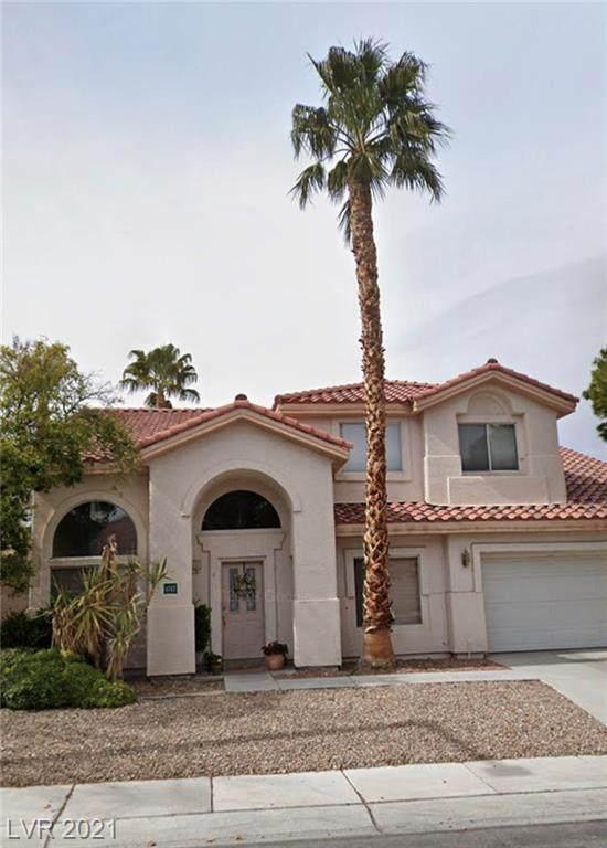 1717 Wandering Winds Way, Las Vegas, NV 89128 (MLS #2268156) :: Billy OKeefe | Berkshire Hathaway HomeServices
