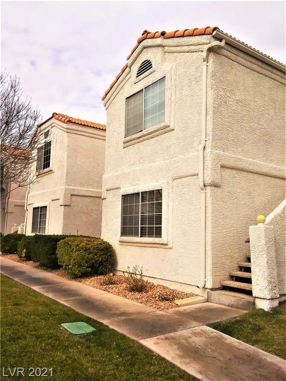 1800 Edmond Street #132, Las Vegas, NV 89146 (MLS #2268209) :: Vestuto Realty Group