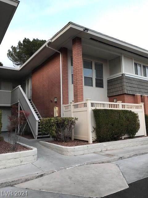 668 Oakmont Avenue #1718, Las Vegas, NV 89109 (MLS #2268784) :: ERA Brokers Consolidated / Sherman Group