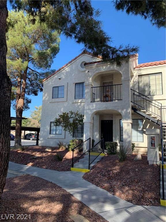 4831 Nara Vista Way #101, Las Vegas, NV 89103 (MLS #2269036) :: ERA Brokers Consolidated / Sherman Group