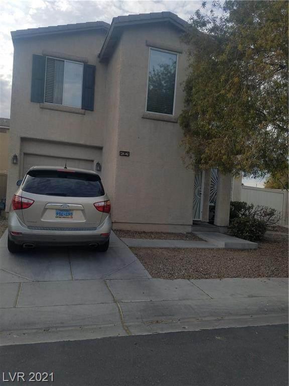 2131 Seattle Shore Street, Las Vegas, NV 89115 (MLS #2269214) :: Hebert Group | Realty One Group