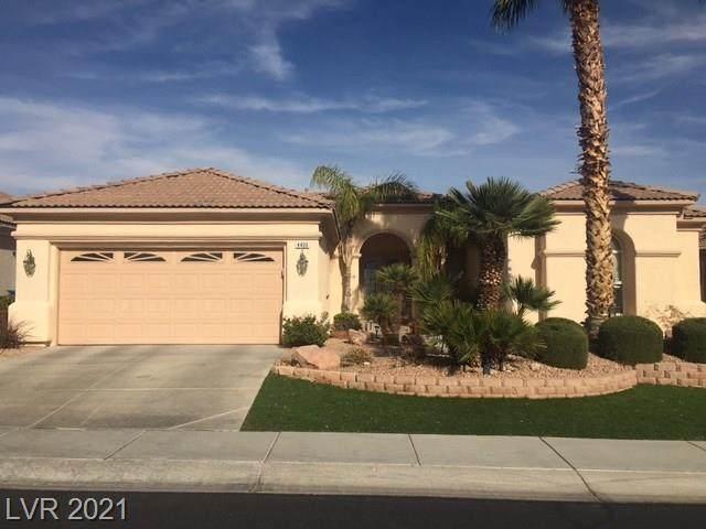 4406 Bella Cascada Street, Las Vegas, NV 89135 (MLS #2269524) :: ERA Brokers Consolidated / Sherman Group