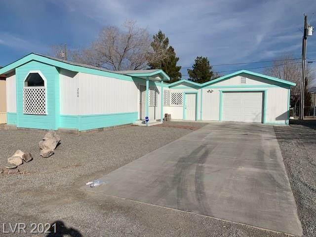 260 Bonnie Clair Court, Pahrump, NV 89048 (MLS #2269566) :: ERA Brokers Consolidated / Sherman Group
