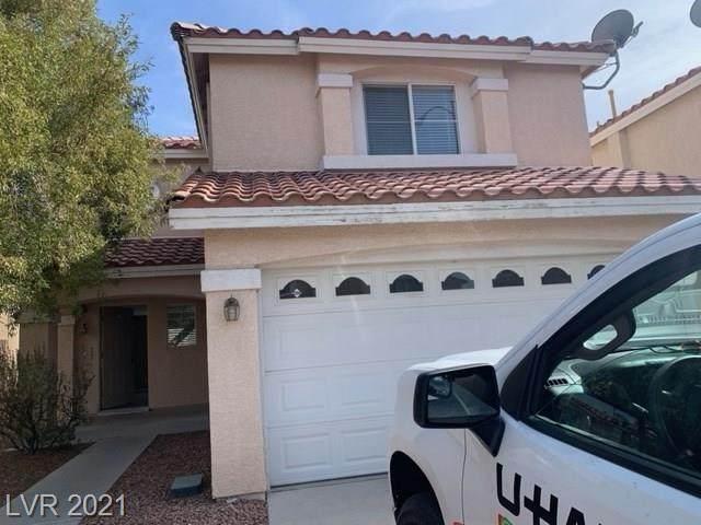 7522 Treasure Chest Street, Las Vegas, NV 89139 (MLS #2270154) :: Hebert Group | Realty One Group