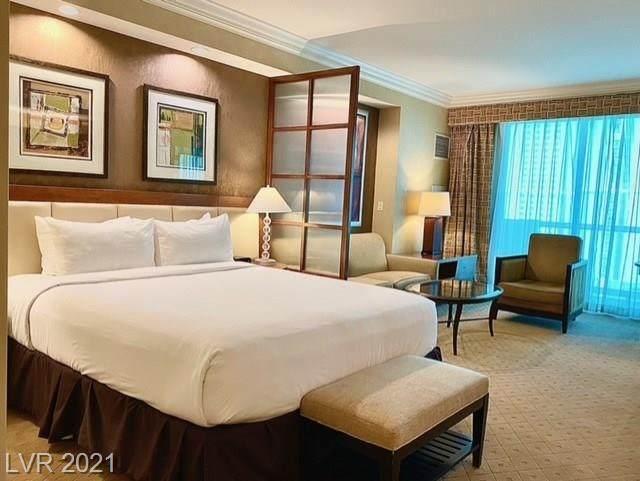 145 Harmon Avenue #1105, Las Vegas, NV 89109 (MLS #2271176) :: Signature Real Estate Group