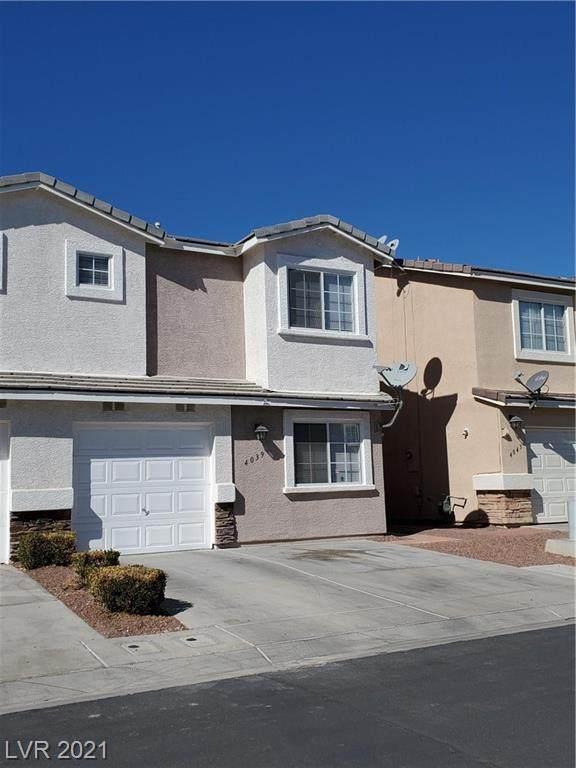 4039 Halfmoon Bay Drive, Las Vegas, NV 89115 (MLS #2271272) :: The Shear Team