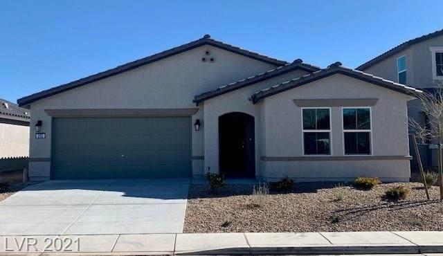 252 Horsetail Falls Street Lot 57, Indian Springs, NV 89018 (MLS #2271298) :: ERA Brokers Consolidated / Sherman Group
