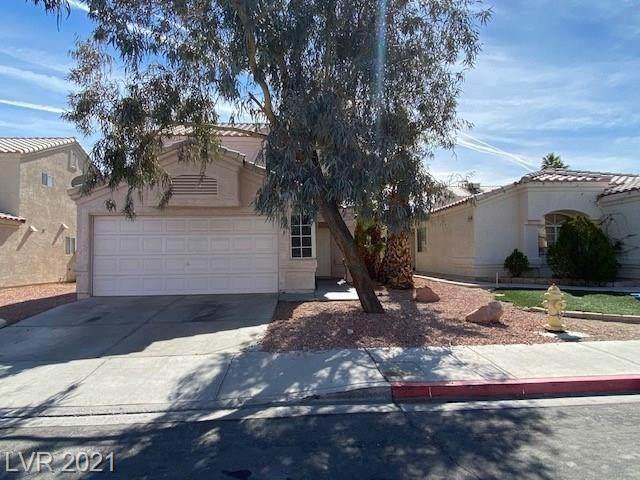 8061 Cimarron Ridge Drive, Las Vegas, NV 89128 (MLS #2271327) :: Signature Real Estate Group