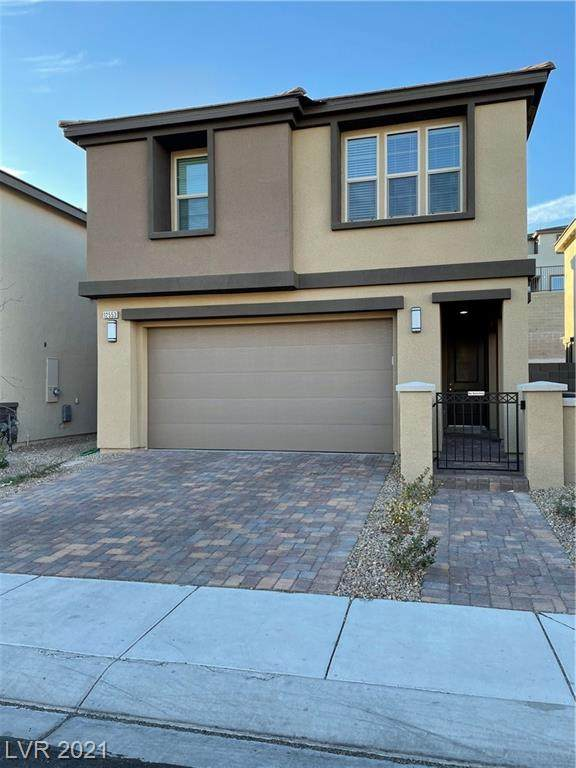 12553 Skylight View Street, Las Vegas, NV 89138 (MLS #2271363) :: Billy OKeefe | Berkshire Hathaway HomeServices