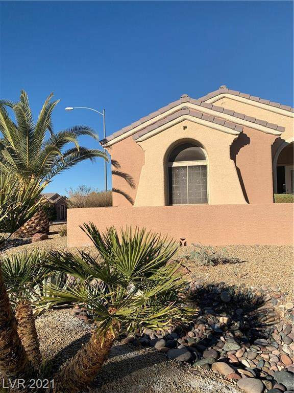 2862 Sapphire Desert Drive, Henderson, NV 89052 (MLS #2271457) :: Custom Fit Real Estate Group