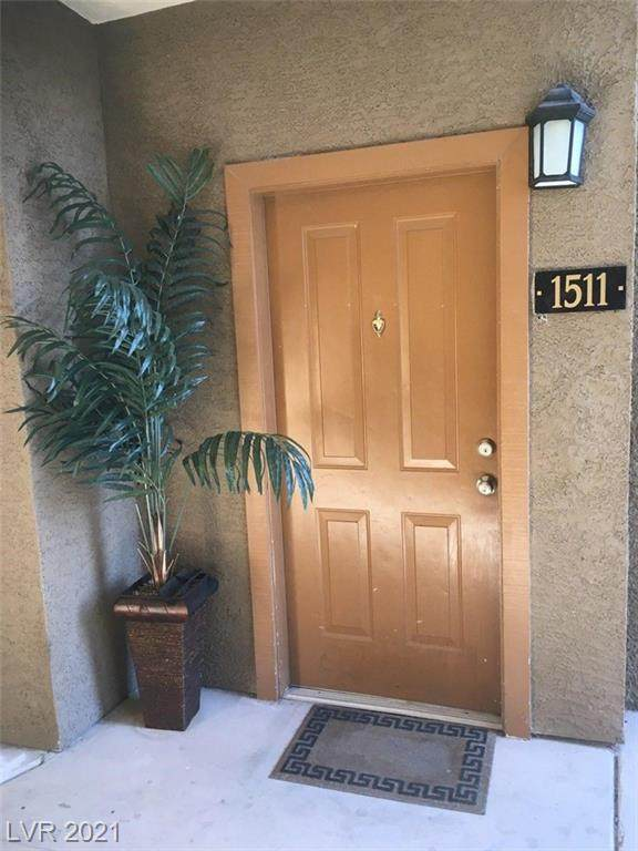 2900 Sunridge Heights Parkway #1511, Henderson, NV 89052 (MLS #2271517) :: ERA Brokers Consolidated / Sherman Group