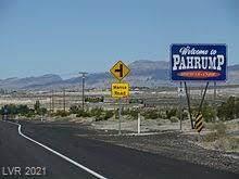 1020 Wilson Road, Pahrump, NV 89048 (MLS #2271542) :: Jeffrey Sabel