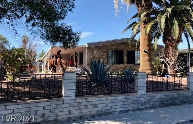 3519 Montego Drive, Las Vegas, NV 89121 (MLS #2271572) :: Signature Real Estate Group
