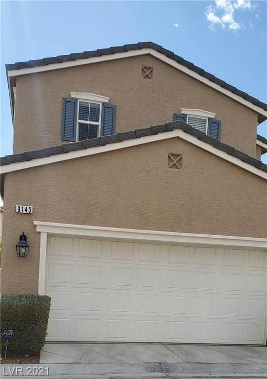 9143 White Rock Peak Street, Las Vegas, NV 89113 (MLS #2271755) :: Signature Real Estate Group