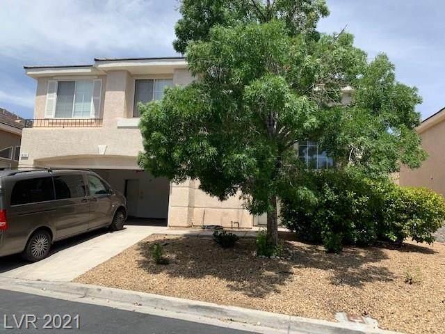 929 Siena Hills Lane, Las Vegas, NV 89144 (MLS #2271780) :: Jeffrey Sabel