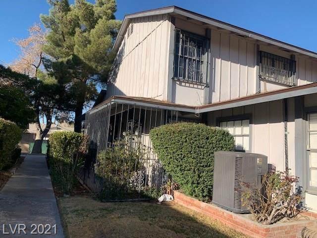1522 Lorilyn Avenue #3, Las Vegas, NV 89119 (MLS #2271919) :: Hebert Group | Realty One Group