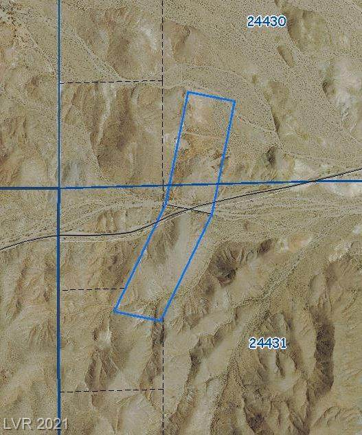 MS 1960 Cottonwood Cove Road, Searchlight, NV 89046 (MLS #2272052) :: Signature Real Estate Group