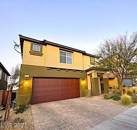 2292 Mundare Drive, Henderson, NV 89002 (MLS #2272257) :: Jeffrey Sabel